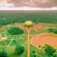 Auroville: no politica, no religione, no denaro